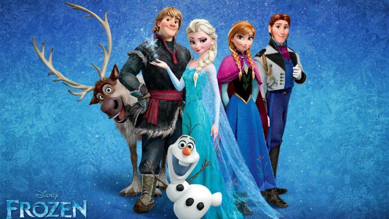'frozen 2'  mengungkap misteri kekuatan elsa  berita